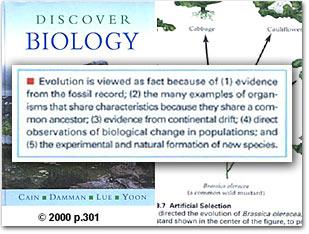 mutationer är förutsättningen för evolution