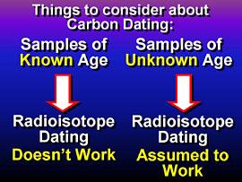 Radiometric dating kent hovind