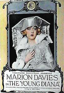 'The Young Diana' 1922 film
