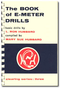 The Book of E-Meter Drills