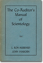'The Co-Auditor's Manual of Scientology' (1955)